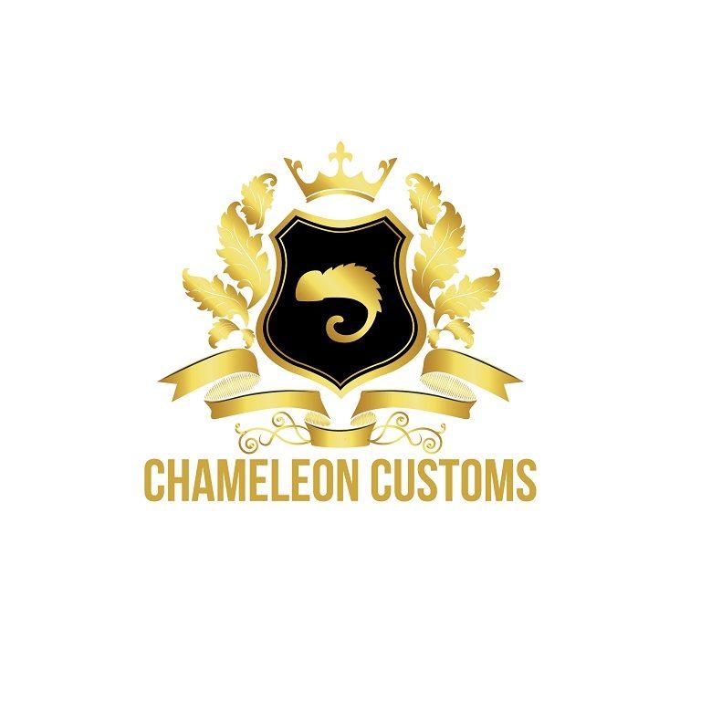 Chameleon Customs Logo